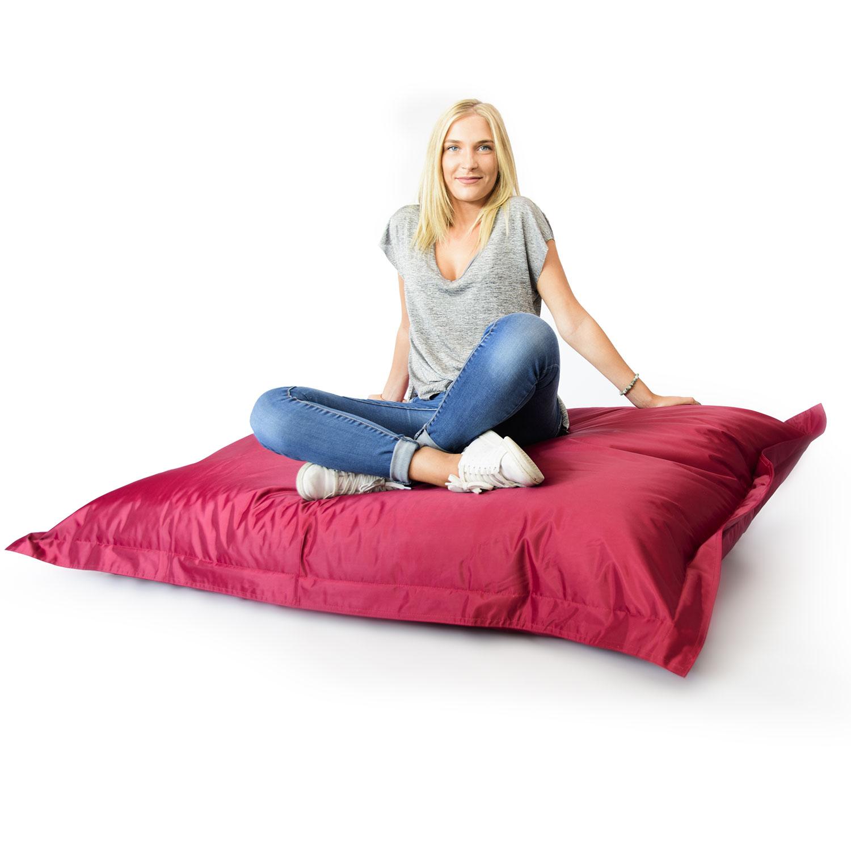 pouf g ant bordeaux int rieur et ext rieur prix direct fabricant. Black Bedroom Furniture Sets. Home Design Ideas