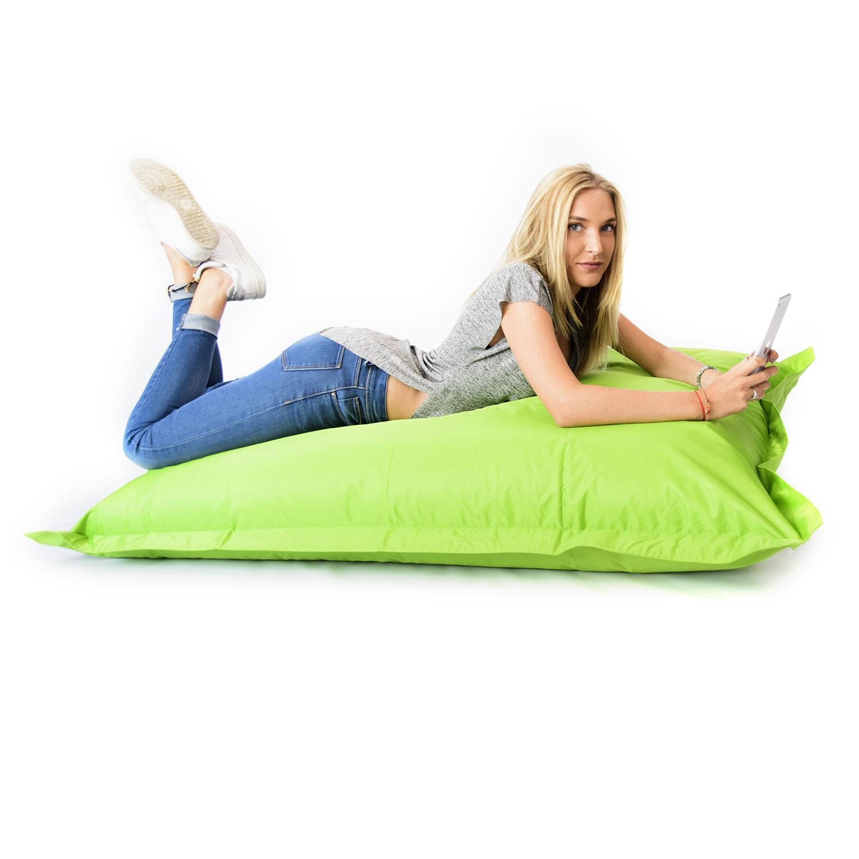pouf g ant vert int rieur et ext rieur prix direct fabricant. Black Bedroom Furniture Sets. Home Design Ideas